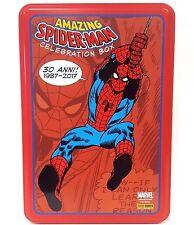 Amazing Spider-Man 675 - 30 anni Celebration Box - Edizione Rossa - Paypal