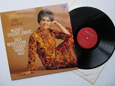 "The Delectable ELLY AMELING 12""  Mozart's Exsultate,etc Philips 6833 105 UK"