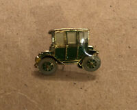 Lot Of (12) Antique Vintage Enamel Car Lapel Pins