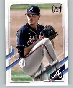 (12) 2021 Topps Series 1 MAX FRIED Base Card Lot (x12) Braves #9