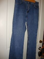 Harley Davidson Women's Jeans ~Black Label~ Boot Cut Size 8    132