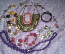 Assortment attractive Bead Costume Jewellery For Wear Repair Jewellery Making