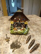 *Gorgeous* Vintage German Cuckoo Clock - Not Currently Working