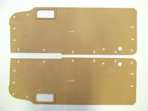 Jaguar XJS Serie 2. Door panels Door cards (1981-1991)