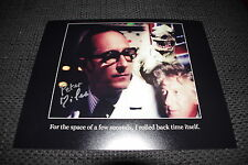 "PETER MILES signed Autogramm auf Foto ""DOCTOR WHO"" InPerson LOOK"