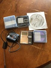HI-MD MZ-RH910 Walkman Digital Music Player Great Condition, Fully Functional
