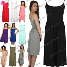 Unbranded Strappy Midi Dresses for Women