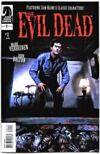 ESAR0476. THE EVIL DEAD #1 by Dark Horse Comics 9.0 VF/NM (2008) PREMIERE ISSUE