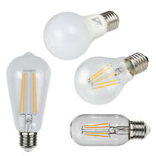 Bombilla LED E27 290-1050lm EEK A+ con bombilla de luz brillante sensor crepuscular