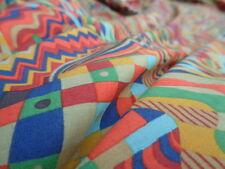 John Lewis cotton 100%, 'Gustav Klimt B', (per metre) dress fabric