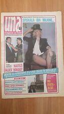 Muhammad Ali Cassius Clay Cover Ladies Womens Magazine Una Yugoslavia 1985 Rare