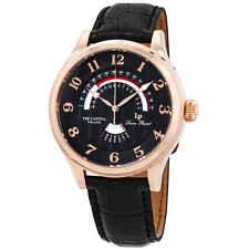 Lucien Piccard The Capital Retrograde Men's Watch LP-40050-RG-01