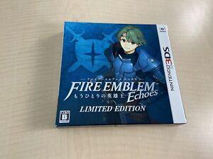 Fire Emblem Echoes Limited Edition Japanese ver. Nintendo 3DS Japan