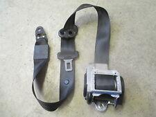 Cinturón de seguridad delantero izquierdo audi a6 4f 4f0857705 v04 cinturón negro
