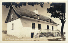 RP; Old French Home, Isle of Orleans, Quebec, Canada, 10-20s