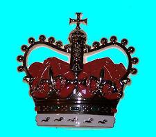 Fridge Door Magnet Royal Queen Crown Emblem Home Bar Cabinet Door Wife Gift XO
