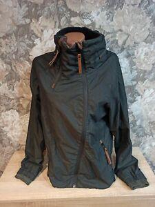 Naketano Women's   jacket dark gray Color size L
