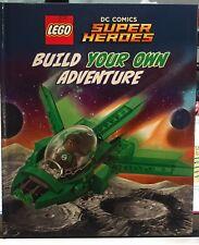 LEGO DC Comics Super Heroes Build Your Own Adventure BOOK