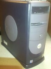 Dell Dimension 4400 Computer System Windows 2000 Professional DVD 1.44MB Tested