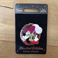 Pins Disney pin trading Capitaine Crochet Peter Pan Captain Hook LE 300