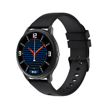 TRD Curved Screen Fitness Smartwatch - Black