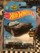 "2019 Hot Wheels ""Tv Series Batmobile"""