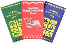 Souvenir Penny Collecting Books (3 Pack) for Rare and Elongated Pennies!
