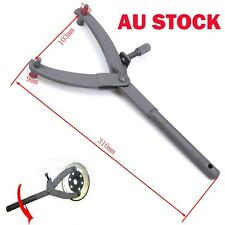 Motorcycle Adjustable Pulley Holder Spanner For Flywheel & Clutch hub Universal