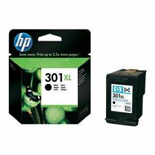 Cartucho HP 301 XL Negro CH563EE original Inyección de tinta