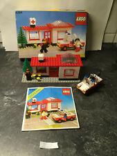 Lego 6364 Classic Town  Krankenhaus komplett mit Box & Anleitung