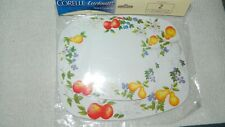 CORELLE CHUTNEY STOVE & COUNTER MAT 2 PCS NEW IN PACKAGE FREE USA SHIPPING