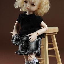 "Dollmore 1/6 Bjd 10"" Clothes Dear Doll Size - Cera Pants (Check)"