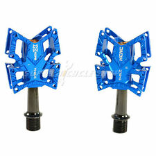 KCNC KNIFE CNC Pedals , Titanium Spindle , Blue