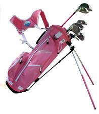 Brand New Ciscobay Golf Teen Junior Golf Clubs Girls PINK Set 11-15 Year Old