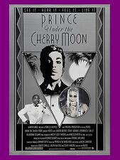 "Under the cherry Moon Prince 16"" x 12"" Repro Movie Poster Photograph"