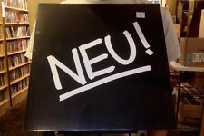 Neu! '75 LP sealed vinyl RE reissue 75 Seventy-Five