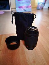 Nikon Af-s Nikkor 55-200mm 1:4-5.6G Ed Vr