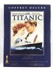 Titanic Edition Deluxe Collector Coffret 4 DVD