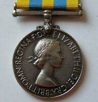 AUSTRALIAN KOREAN WAR MEDAL WITH MENTIONED IN DISPATCH CLASP- BEAUTIFUL REPLICA