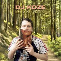 DJ KOZE - KOSI COMES AROUND 2 VINYL LP NEU