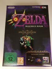 The Legend of Zelda: Majora's Mask 3D -- Special Edition (Nintendo 3DS, 2015, Eu