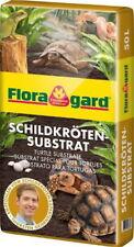 Floragard Schildkrötensubstrat 50 Liter Bodengrund  Terrarriensubstrat