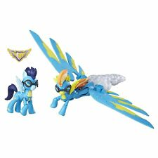 My Little Pony Guardians of Harmony Spitfire and Soarin' Figures Playset