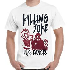 Killing Joke Fire Dances Post Punk Retro T Shirt 1351