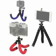 Octopus Mini Tripod Stand Grip Holder Universal Mount Mobile Phone Camera Gadget