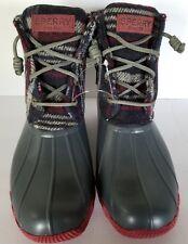 Sperry Duck Boots Women's Size 7