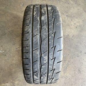 245/40R19 - 1 used tyre BRIDGESTONE POTENZA Adrenalin RE003 : $40.00