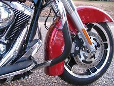 Pro Guards Crash Bar Protectors for Harley Davidson's  BLACK Front & Rear