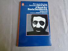 Danilo Kis - A Tomb for Boris Davidovich - Penguin PB - 1980