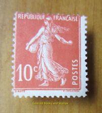 EBS France 1907 Type Semeuse camée 10 centimes YT 138 MH*  2580